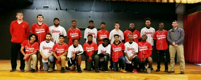 Clarendon Lions Baseball Team